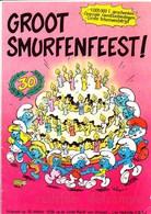 Programma Groot Smurfenfeest, Brussel, 1988 - De Smurfen