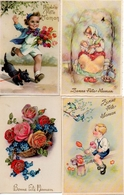 Bonne Fête Maman ,fête Des Mères X 4 (2 - Día De La Madre