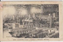 D89 - AUXERRE - ATELIERS A. RENARD - MONTAGE - Auxerre
