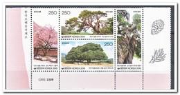 Zuid Korea 2010, Postfris MNH, Trees - Korea (Zuid)