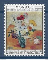 Monaco - YT N° 817 - Neuf Sans Charnière - 1970 - Monaco