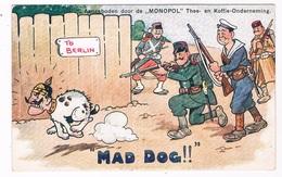 MIL-80   MAD DOG - Humor