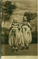 ALBANIA - ALBANIAN DANCERS- 1920s (2882) - Albania