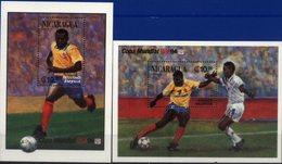 NICARAGUA, 1994, USA, WORLD SOCCER CHAMPIONSHIP, YV#228-29, MNH - World Cup