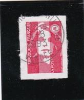 A . 1993 - OBL.- Y.T. N°2807 - - 1989-96 Bicentenial Marianne