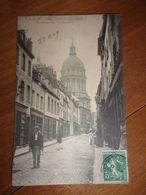 Boulogne S Mer Rue De Lille La Cathedrale - Boulogne Sur Mer