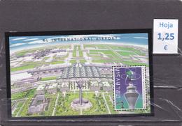 Malasia  -  Hoja  Nueva**  -  5/4812 - Malasia (1964-...)