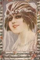 """R.Mir. Pretty Lady. Hady"" Nice Spanish Postcard 1920s - Mujeres"