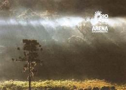 BRAZIL - Atlantic Rainforest Biome Postcard - Rio +20 Conference For Sustainable Development - Mata Atlântica  - 2012 - Rio De Janeiro
