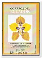 Ecuador 2006, Postfris MNH, Flowers, Orchids - Ecuador
