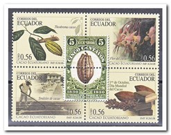 Ecuador 2008, Postfris MNH, Agriculture, Cacao, Stamp On Stamp - Ecuador