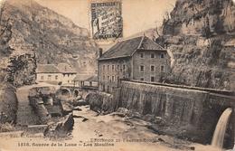 Mouthier Moulin Source De La Loue Gaillard Prêtre 1518 Canton Ornans - France