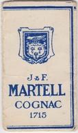 PAPIER A CIGARETTES LE NIL - COGNAC MARTELL - Cigarettes - Accessoires