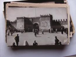 Marokko Morocco Maroc Oujda Medina Et Porte - Marokko