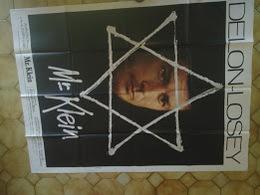 Affiche Cinéma 160 X 120  Mr Monsieur Klein Delon Losey - Posters