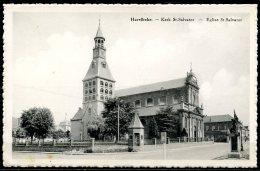 CP   Harelbeke   ---   Kerk St-Salvator  /  Eglise St-Salvator - Harelbeke