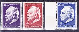 MONACO YT PA 97/9, MNH **. PA 97, 1 DENT COURTE . (JM76) - Poste Aérienne