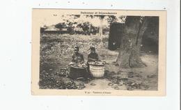 DAHOMEY ET DEPENDANCES 39 VENDEURS D'AKASSA - Dahomey