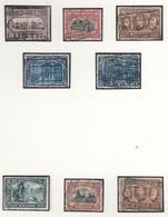 Superbe Collection De L'EMission 15 ; Quasi Toutes Les Facettes Moteur De Recherche, Search = MA COLL15 , Descrription F - 1915-1920 Albert I