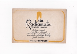 RADIAMATE / PEINTURE LAVABLE RIPOLIN / RARE - Paints