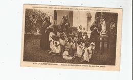 KUALA LUMPUR (INDES) DAMES DE SAINT MAUR . PRIERE DU SOIR DES BEBES  1936 - Malaysia