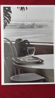CPM LOUIS STETTNER A L'AEROPORT DE BRUXELLES 1981 - Autres Photographes