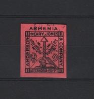1904 EGYPTE ARMENIA ONGETANDE ZEGEL GEBRUIKT - 1866-1914 Khedivato Di Egitto