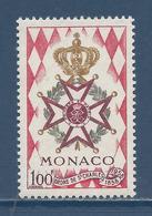 Monaco - YT N° 490 - Neuf Sans Charnière - 1958 - Neufs