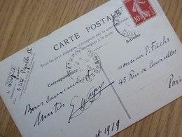 Georges WAGUE (1874-1956) MIME Pierrot. Pantomime [ Colette ] AUTOGRAPHE - Autographs