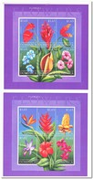 Dominica 2000, Postfris MNH, Flowers - Dominica (1978-...)