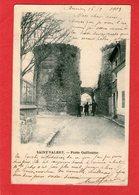 SAINT-VALERY-sur-SOMME - Porte Guillaume - 1903 - - Saint Valery Sur Somme