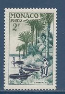 Monaco - YT N° 412 - Neuf Sans Charnière - 1954 - Neufs