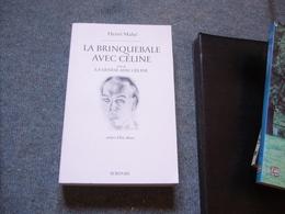 Henri Mahé La Brinquebale Avec Céline - Biographie