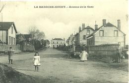 LA BAZOCHE-GOUET  (28)  - Avenue De La Gare - Autres Communes
