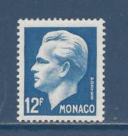 Monaco - YT N° 347 - Neuf Sans Charnière - 1950 Et 1951 - Neufs