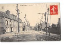 CPA 08 Charleville L'avenue De Flandre - Charleville