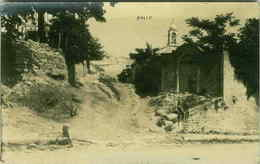 BULGARIA - Balčik - CHURCH - RPPC POSTCARD 1920s (2990) - Bulgaria