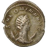 Monnaie, Salonine, Antoninien, AD 260-268, Milan, TTB, Billon, RIC:65 - 5. L'Anarchie Militaire (235 à 284)