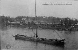 Les Bords De La Loire, Chaland - Tours