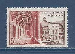 Monaco - YT N° 383 - Neuf Sans Charnière - 1952 - Neufs