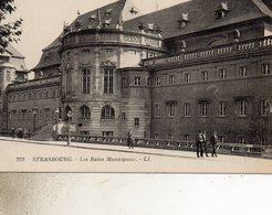 BOURG 233 LES BAINS MUNICIPAUX - Strasbourg