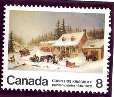 W6504  Canada 1972  Scott #610pi** Offers Welcome! - Neufs