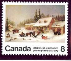 W6505  Canada 1972  Scott #610** Offers Welcome! - 1952-.... Règne D'Elizabeth II