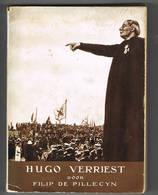 Hugo Verriest Boek 255 Blz Vlaamse Beweging  Cultuurflamingantisme - Deerlijk