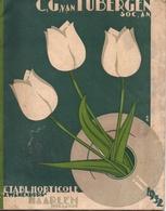 Catalogue C.G. Van Tubergen 1932 Haarlem Holland - Jardinage