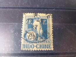 INDOCHINE YVERT N° 41 - Indochine (1889-1945)