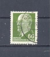 1965   DDR  Mi-1080  9.Dezember Staatsratsvorsitzender Walter Ulbricht  Gestempelt - DDR