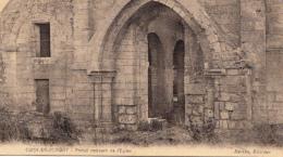 02- Cuisy En Almont   Portail De L Eglise - France