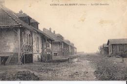 02- Cuisy En Almont   La Cite Ouvriere - France