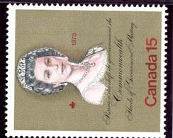 W6516  Canada 1973  Scott #621** Offers Welcome - 1952-.... Règne D'Elizabeth II